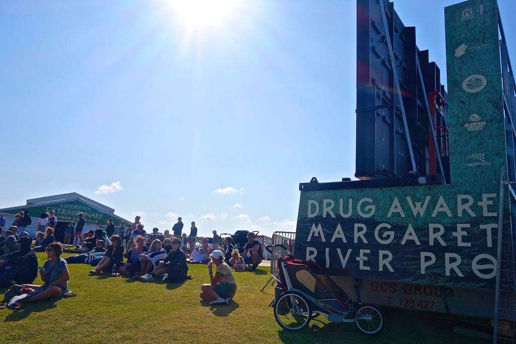 Drug Aware Surf Margaret River Pro - Prevelly Beach