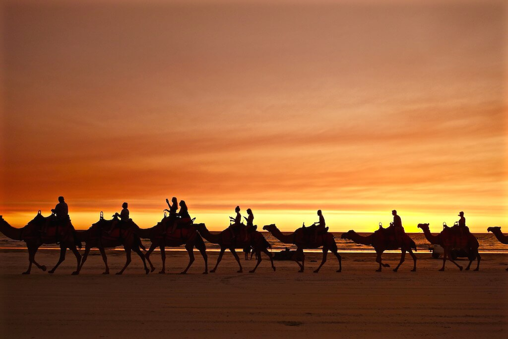 Camel-Ride-Cable-Beach-Broome