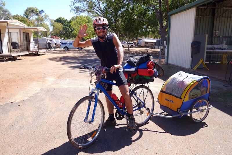 australia in bicicletta