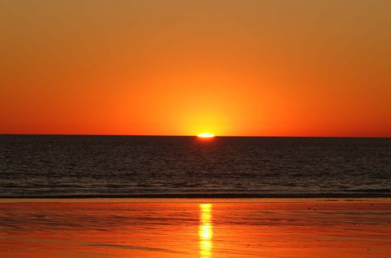 Sunset Cable Beach Broome