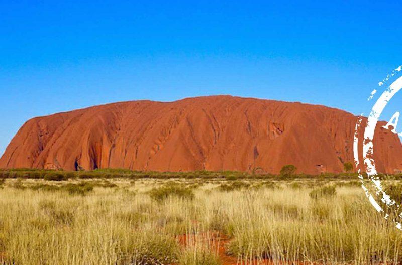 L'Uluru in centro Australia