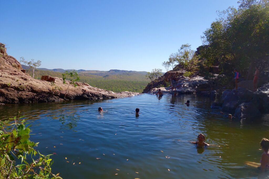 Gunlom-Falls-kakadu-national-park