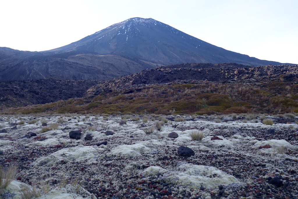 Il Tongariro Alpine Crossing