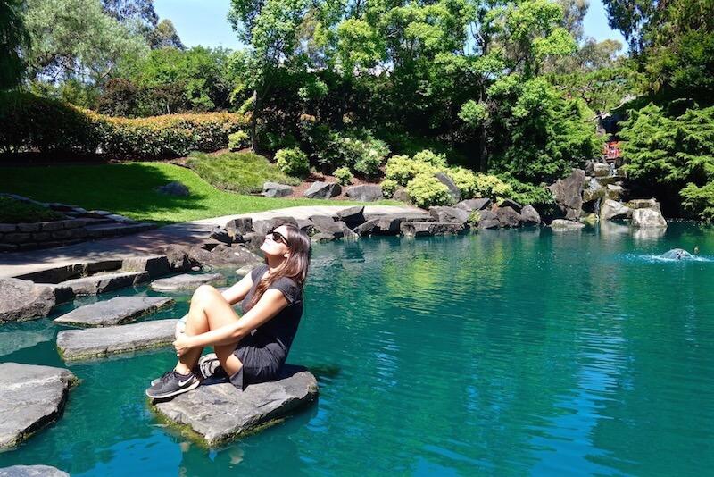 Giardini giapponesi a Sydney