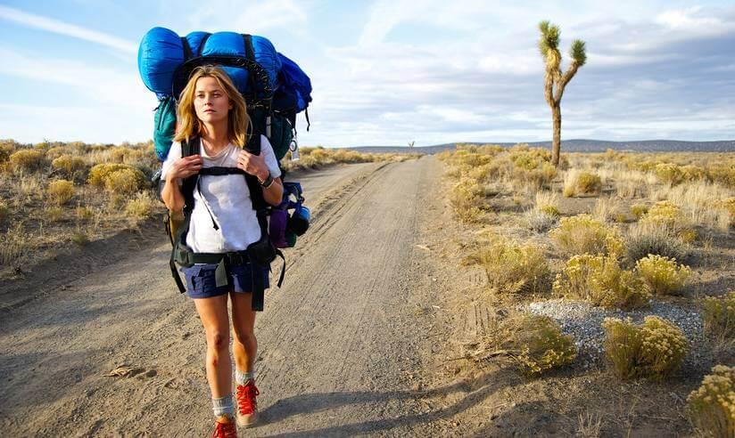 Il backpack di Cheryl del film Wild