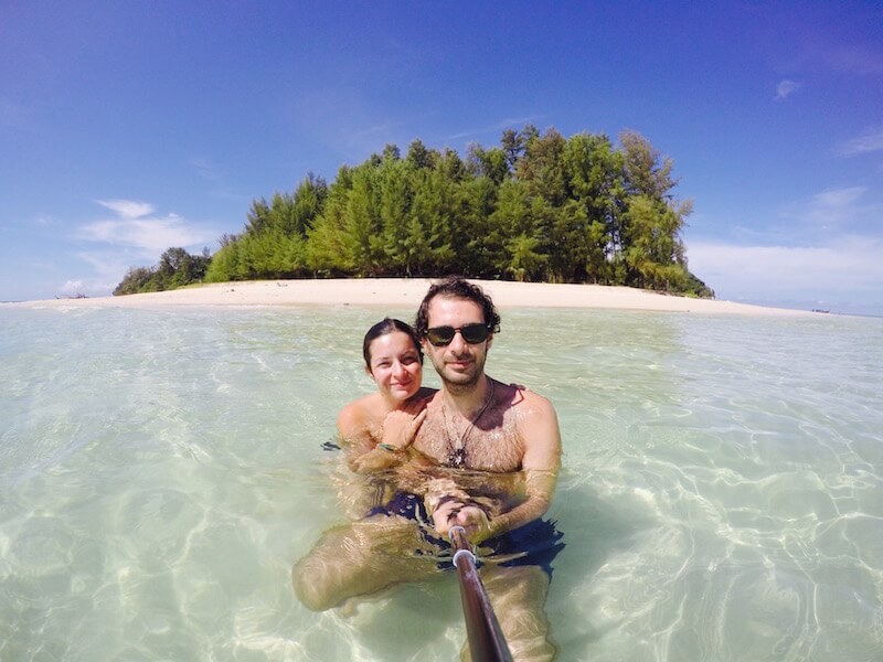 L'isola di Ko Bulon in Thailandia