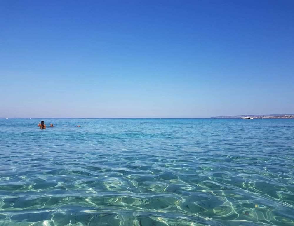 Le spiagge di Formentera