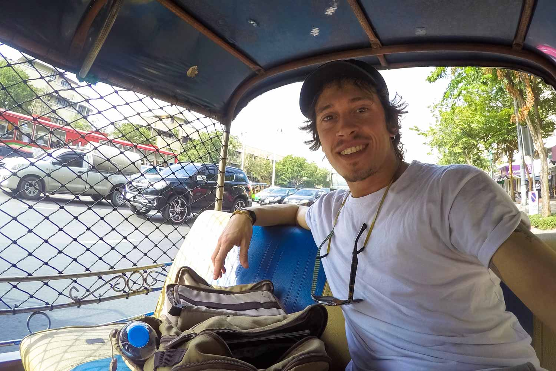 oscar in Thailandia