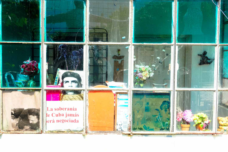 La casa di José Fuster a Cuba