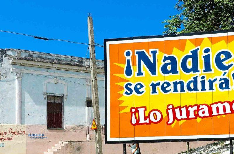 propaganda rivoluzione cubana