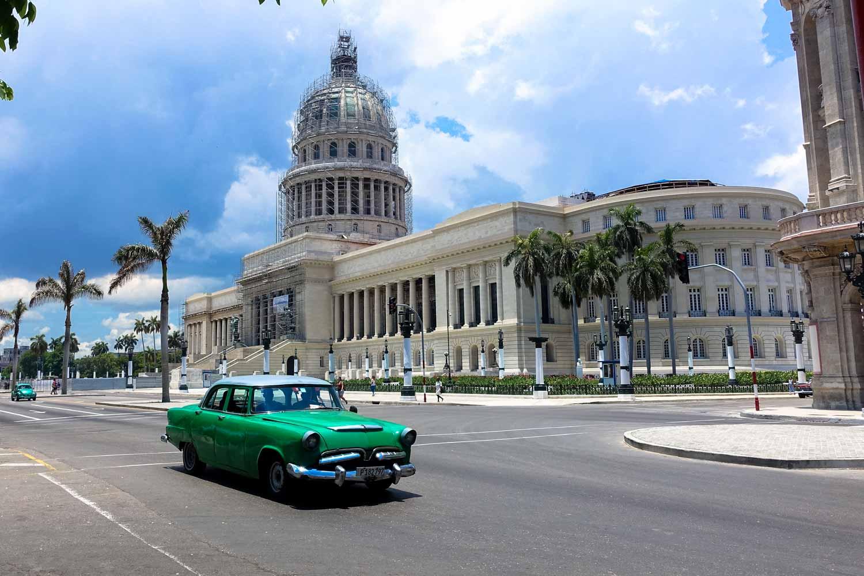 Lungomare all'Havana