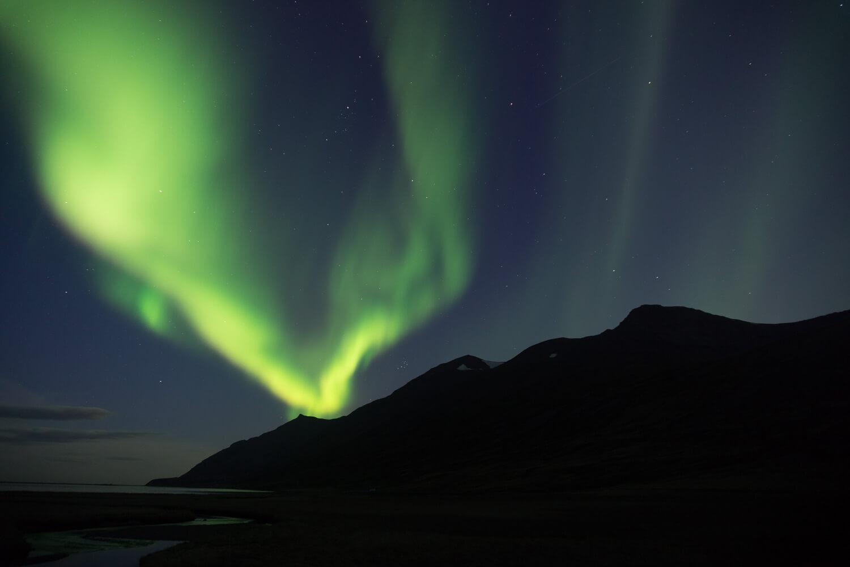 foto aurora boreale