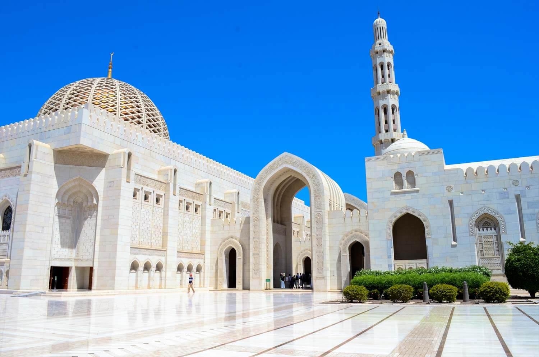 Grande Moschea del Sultano a Mascate