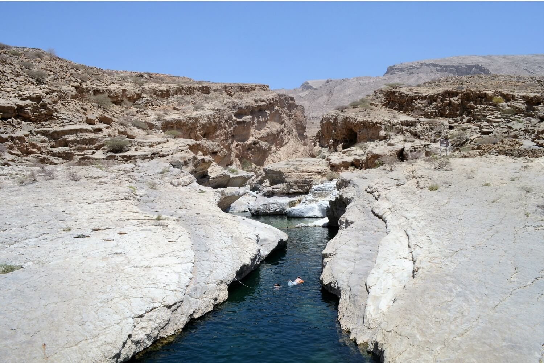 Wadi Bhani Kalid, Oman