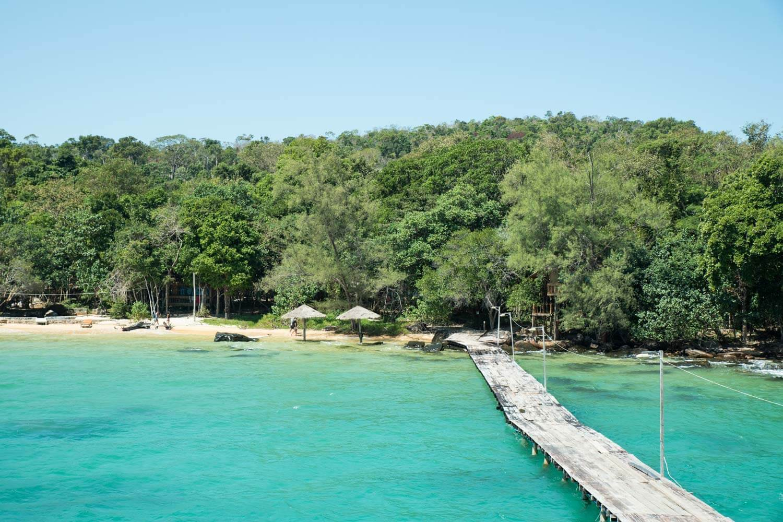 Spiaggia di Koh Rong
