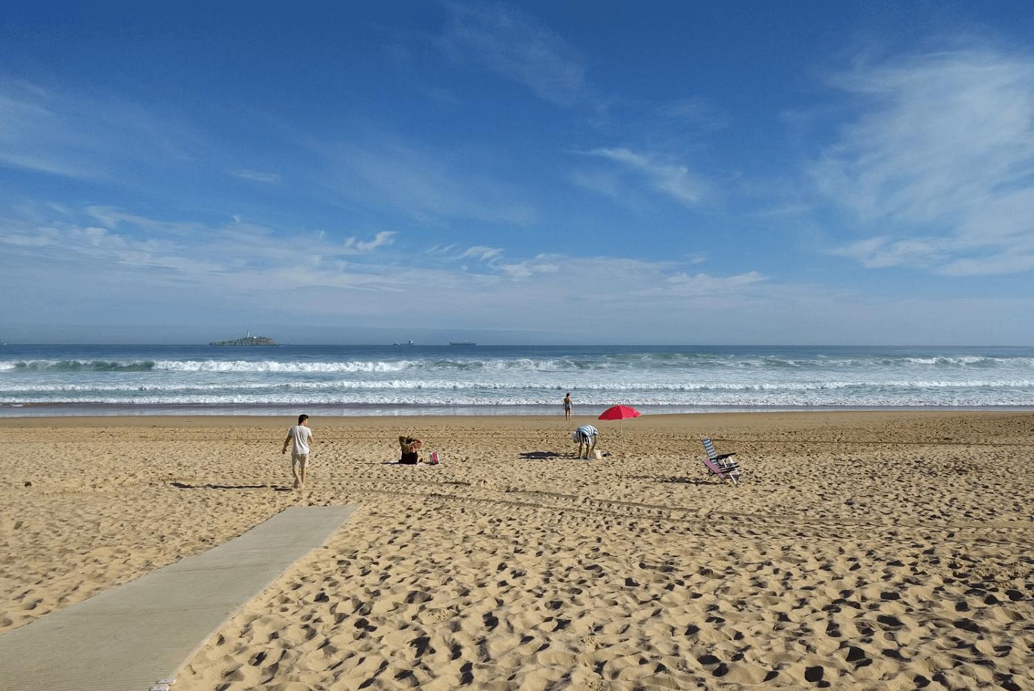 Spiaggia di Somo