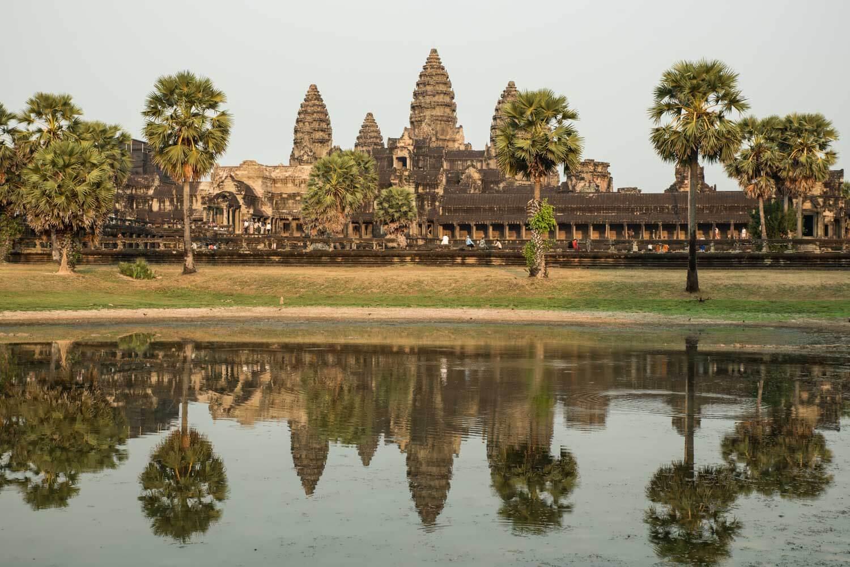 Tempio di Angkor Wat