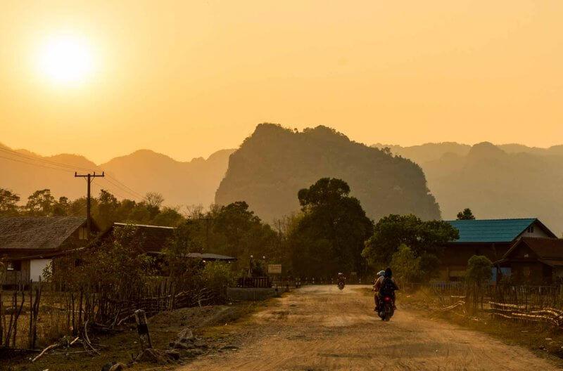 organizzare un viaggio in Laos