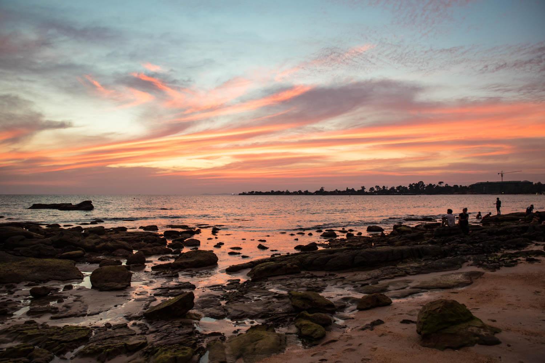 Spiaggia di Otres Beach