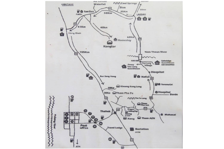 Mappa Loop Thakhek