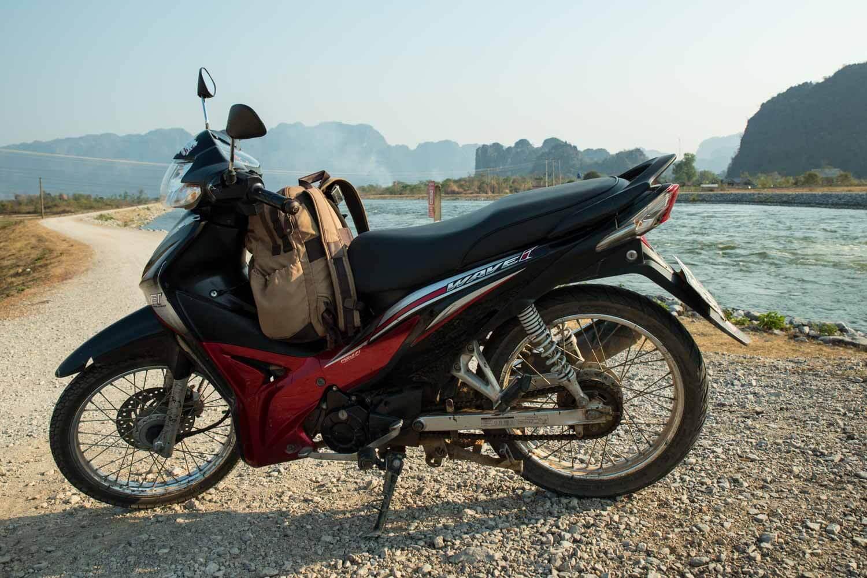 Moto Loop Thakhek