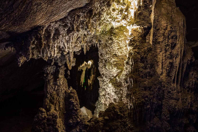 Stalattiti grotte Konglor