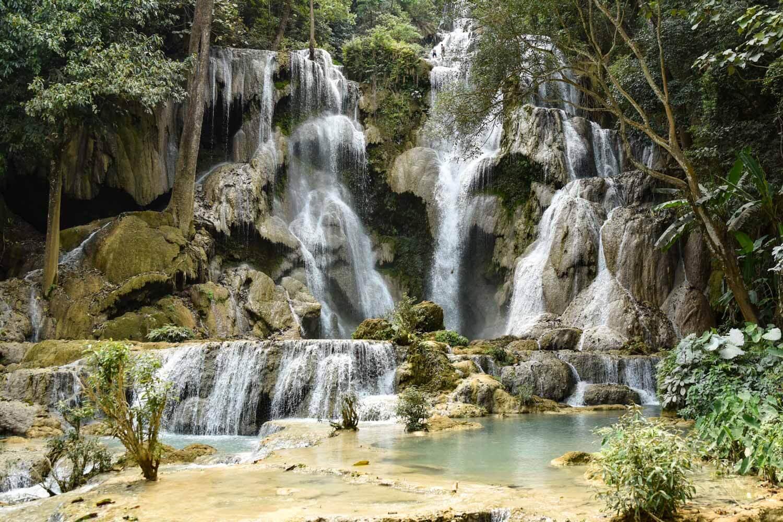 Cascate di Kuang Si