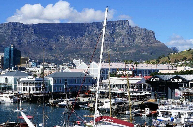Città del Capo - Waterfront