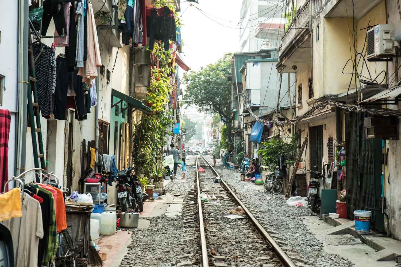 Treno Hanoi