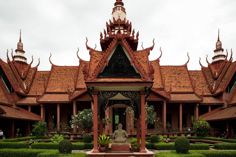 Museo Nazionale di Phnom Penh